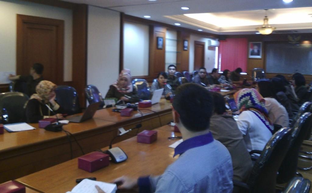 Kursus SEO untuk Binapenta